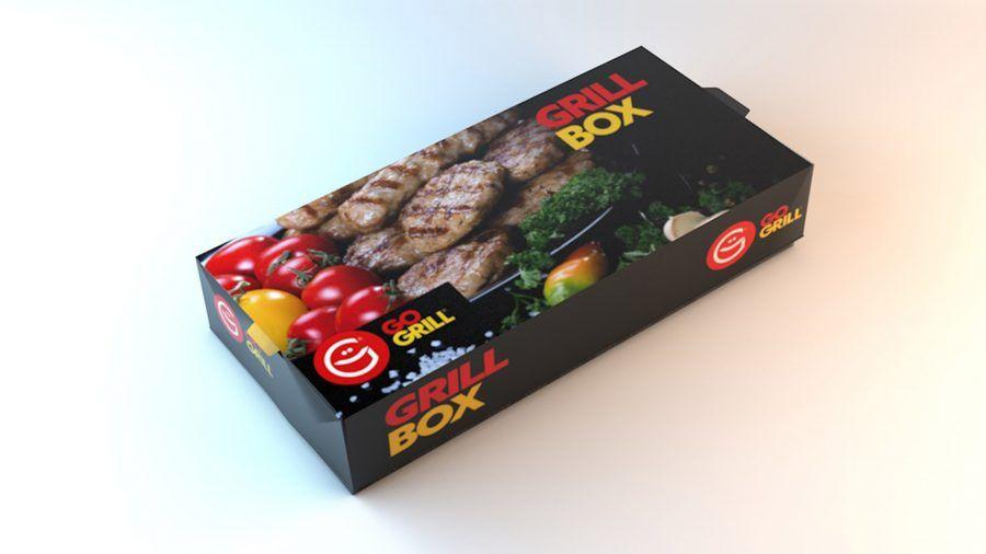 GRILL BOX!